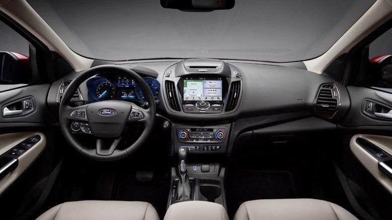 Ford renovó la Kuga