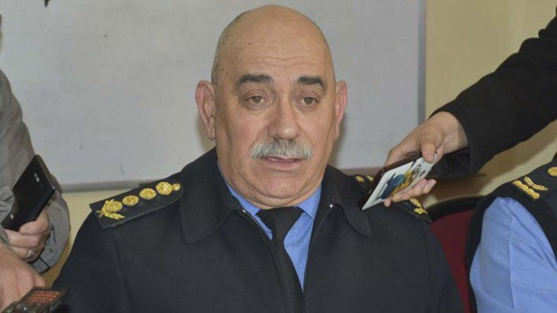 Exjefe de la Policía del Chubut