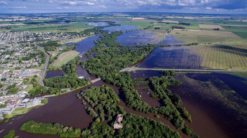 Graves secuelas dejan las inundaciones en el norte bonaerense.