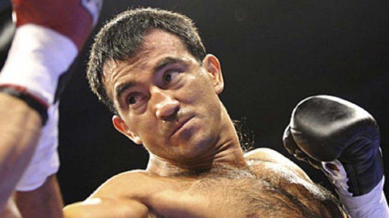 El regreso de Omar Naváez al ring estaba previsto para el viernes 13 de enero