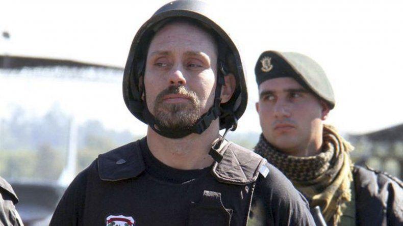La juez federal María Servini le dictó la falta de mérito a Ibar Pérez Corradi.