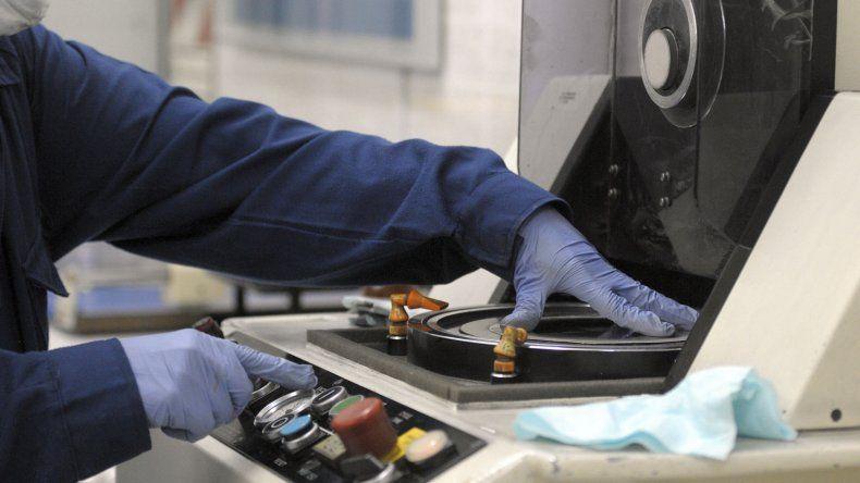 Gráfica Morello y Laser Disco son las dos empresas nacionales que fabrican vinilos.