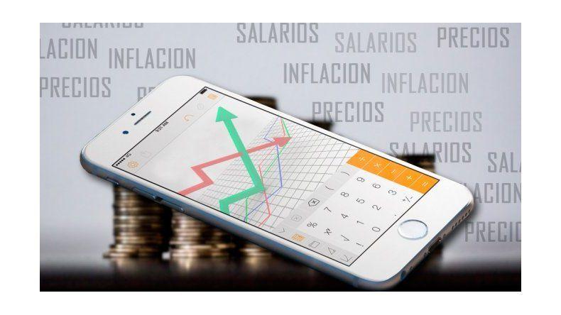 La calculadora del poder adquisitivo: ¿cuánto cayó el de tu sueldo?