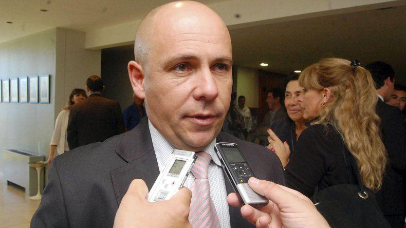 Ricardo Sastre valoró el respaldo que tuvo el municipio madrynense del Gobierno de Chubut.