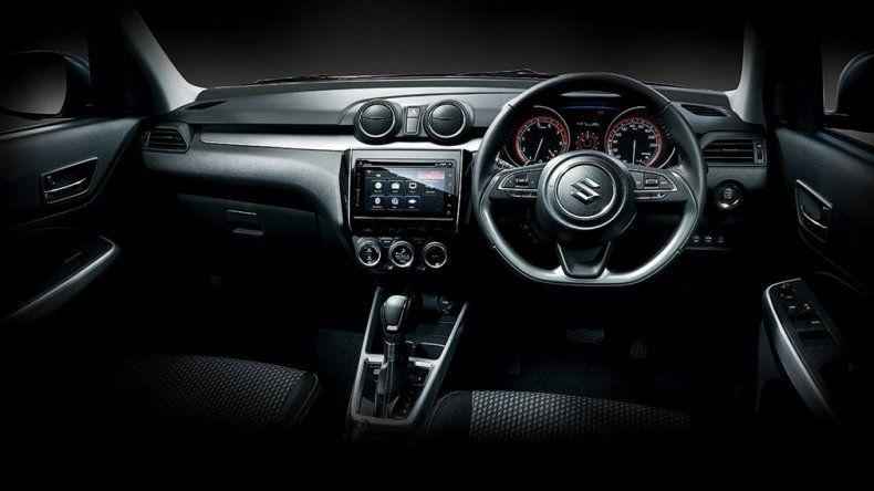 Presentan la nueva generación del Suzuki Swift