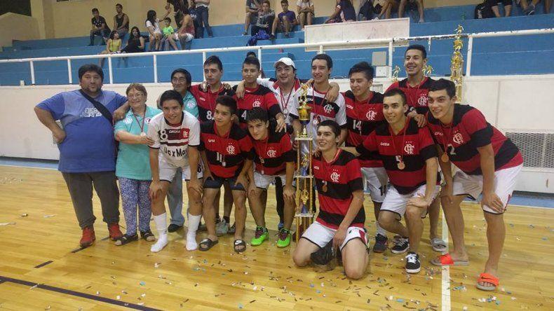 Plantel de Flamengo de Juvenil Honor