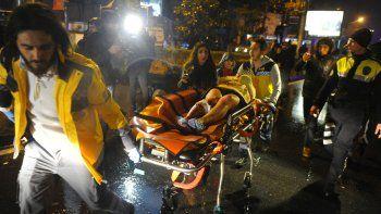 El Año Nuevo comenzó de la peor manera en Estambul por un atentando que ya se cobró la vida de 39 personas.