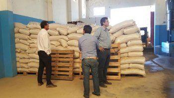 En Harinas Patagónicas se procesa productos de muy buena calidad con residuos pesqueros.