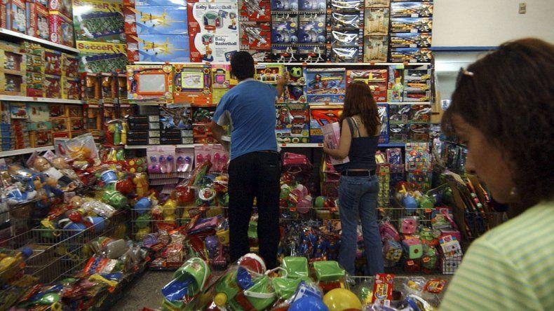 La llegada de los Reyes Magos genera buenas expectativas para el comercio minorista.