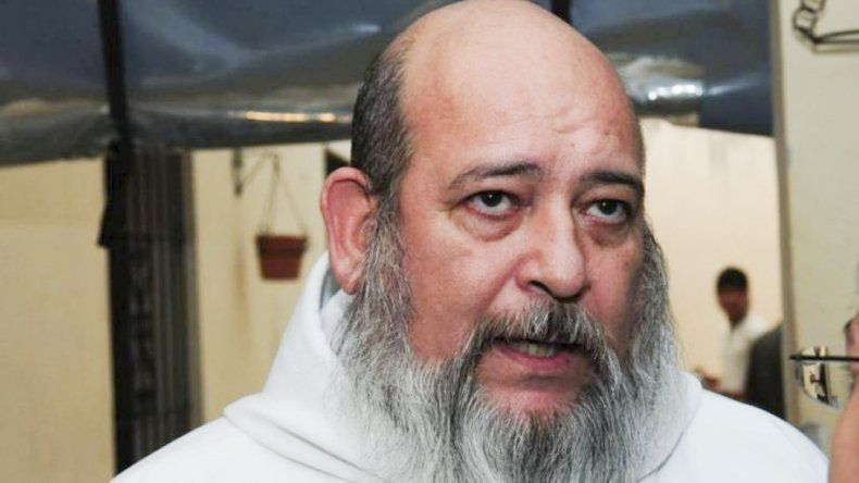 El sacerdote Agustín Rosa