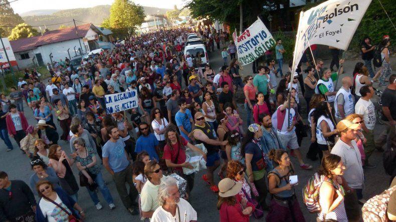 Marcharán en contra del loteo del amigo de Macri en El Bolsón