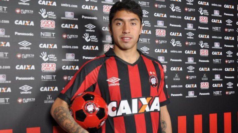 El futbolista Luciano Cabral fue imputado  ayer por el asesinato ocurrido en Mendoza