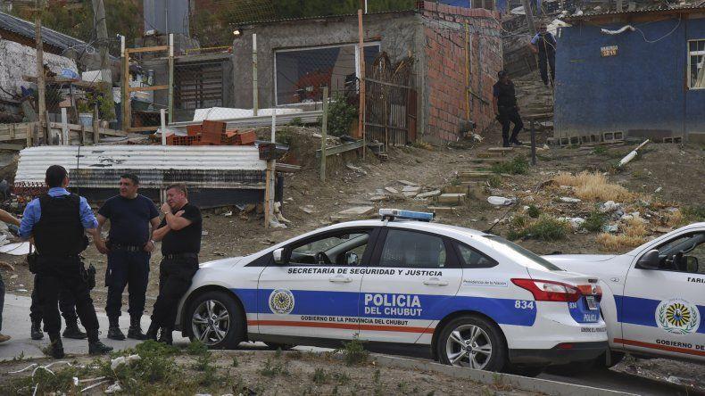 El allanamiento realizado ayer por la tarde en El Rincón del Diablo para recuperar elementos robados en PAMI.