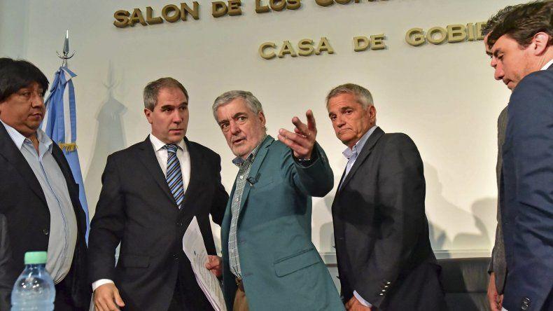Mario Das Neves planteó que Chubut fue la segunda provincia más perjudicada por los cambios de coparticipación.