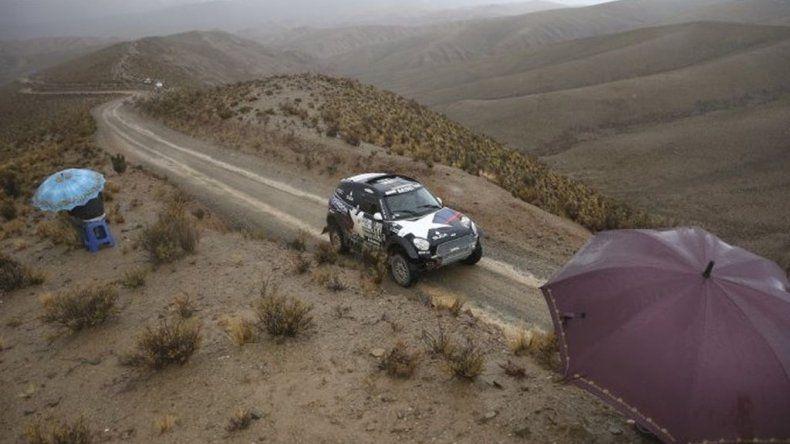 Se supendió la sexta etapa del Dakar