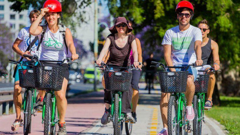 Bici Tour BA incorpora bicicletas a su flota