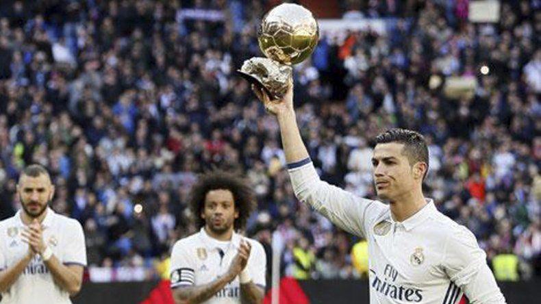 Cristiano Ronaldo es favorito para quedarse con el premio The Best que hoy será entregado por la FIFA.