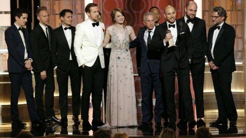 Todos los ganadores de la gran noche del cine y la televisión