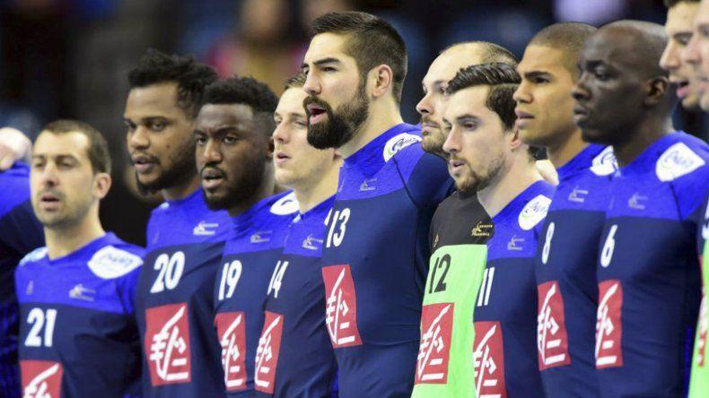 Francia es el actual campeón del mundo de hándbol masculino.