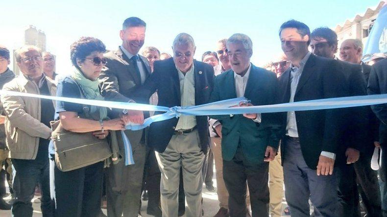 Inauguraron las nuevas instalaciones de la Sede Central de Bomberos