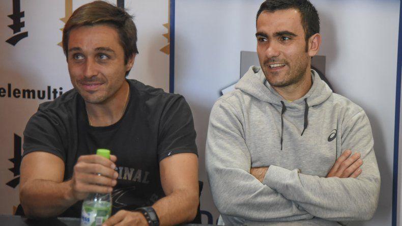 El argentino Fernando Belasteguín y el brasileño Pablo Lima