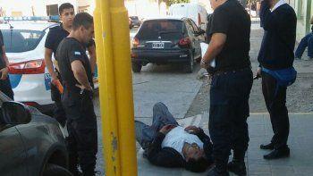 Una pelea terminó con un hombre apuñalado en el estómago