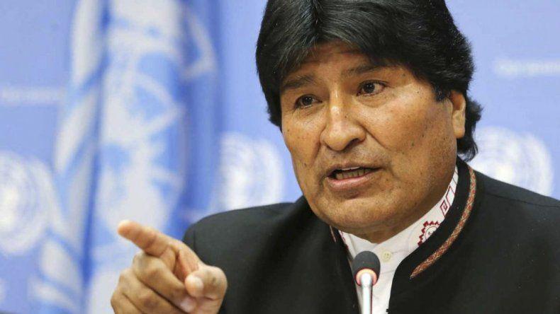 Evo Morales asumió la presidencia de Bolivia el 22 de enero de 2006 y hoy cumple 11 años en el poder.