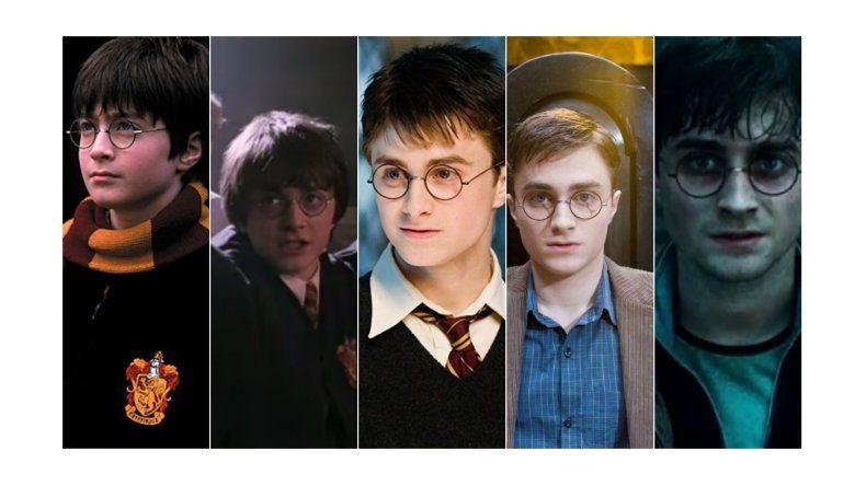 Daniel Radcliffe, muy cambiado para su nueva película, Jungle