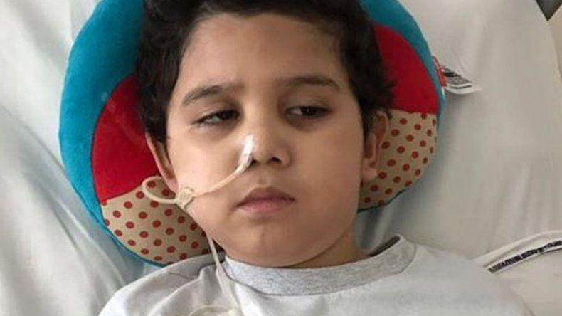 Miguelito regresará a México tras su tratamiento en Buenos Aires