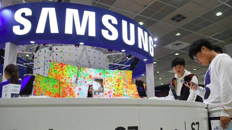 Samsung registra su mejor trimestre a pesar del fracaso del Galaxy Note 7