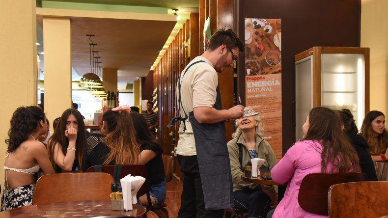 En el sector gastronómico veían como beneficiosa la existencia de los feriados puente.