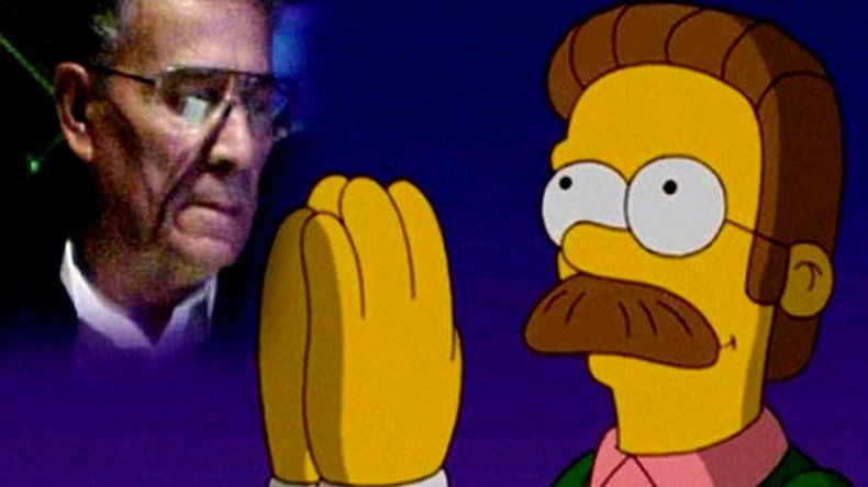 Murió Agustín Sauret, la voz latina de Ned Flanders