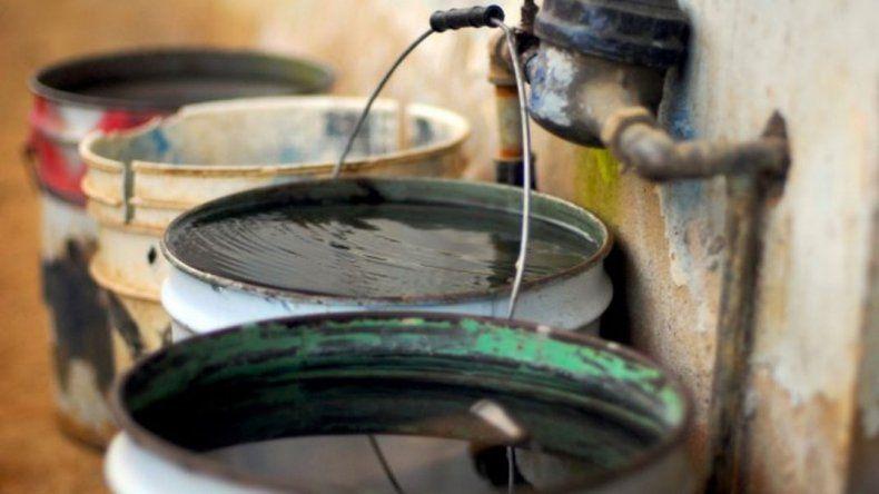 Nuevo corte de agua en Comodoro, Rada Tilly y Caleta Olivia