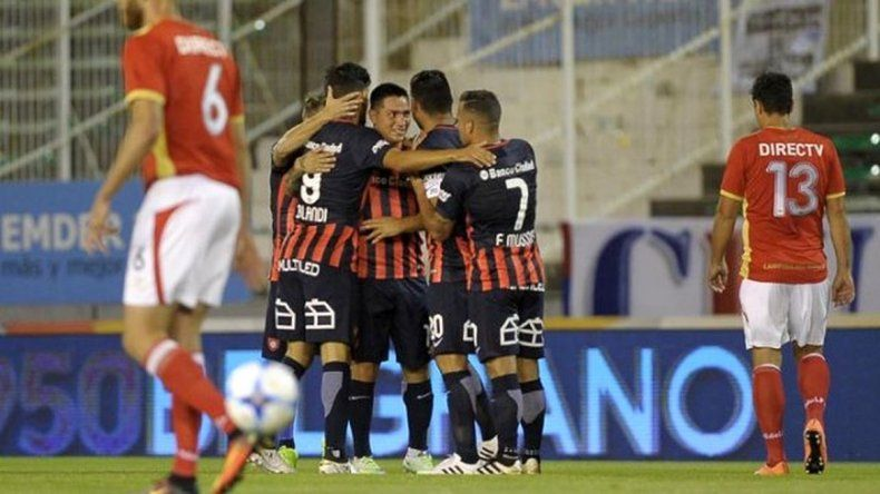 San Lorenzo derrotó a Estudiantes