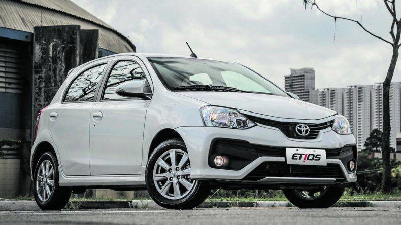 Toyota Etios 2018,  con diseño renovado
