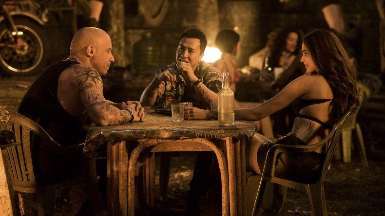 Vin Diesel vuelve a ponerse en el papel de Xander Cage