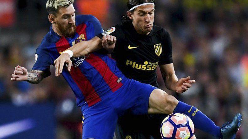 Barcelona y Atlético Madrid vuelven a verse las caras hoy desde las 17.