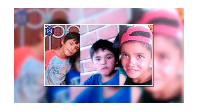 Salta: buscan a tres hermanitos que se tomaron solos un colectivo