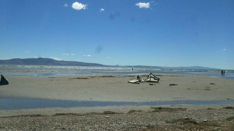 Advierten que el Lago Musters puede terminar como el Colhué Huapi