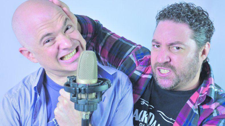 El grupo Señales de Humor se presentará hoy a las 22 en el Domo del tres con su espectáculo de stand up.