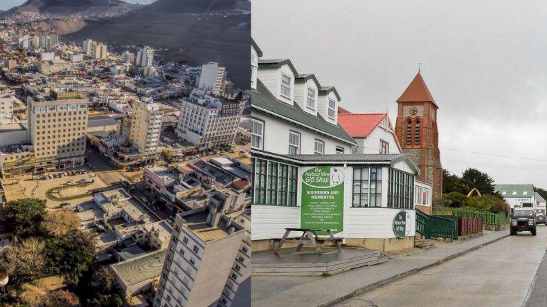Continúa en evaluación los posibles vuelos de Comodoro a Malvinas