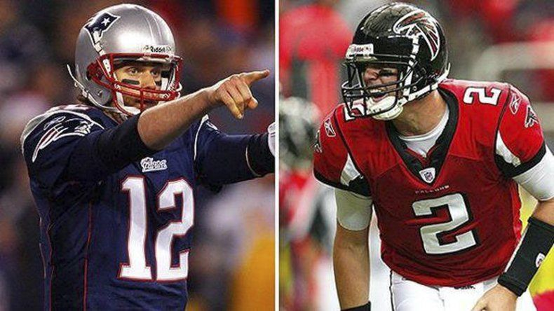 Los Patriots llegan como favoritos