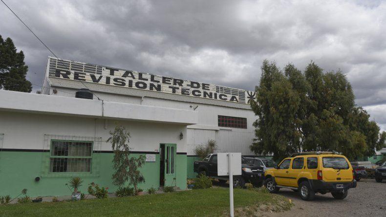 El Centro de Revisión Técnica Pergar fue el primero que tuvo Comodoro Rivadavia. En los últimos años abrió un segundo centro.