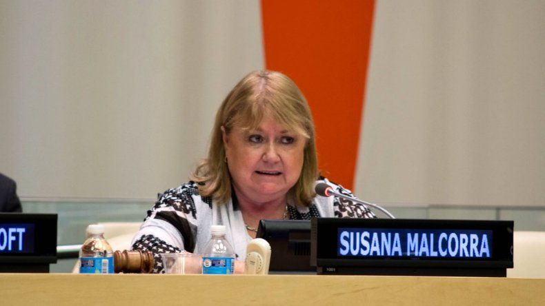 Imputan a Malcorra por uso de fondos para impulsar su candidatura en la ONU