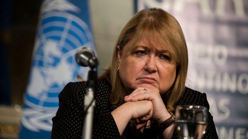 La canciller Susana Malcorra utilizó más de $1.300.000 de fondos públicos en tres viajes que realizó para impulsar su candidatura a la Secretaría General de la ONU.