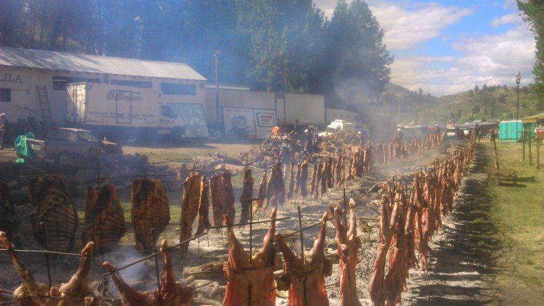 27 mil kilos de carne