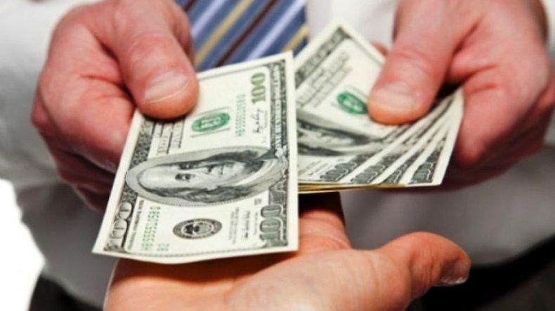 Tras las PASO, el dólar baja 46 centavos