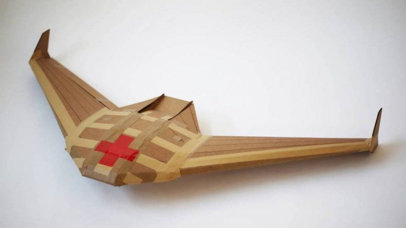 Llegan los drones descartables