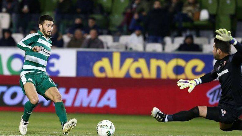Lucas Villafañez marcó en la victoria del Panathinaikos