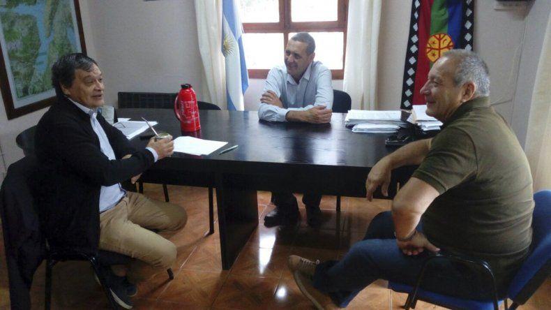 El ministro Hernández destacó la experiencia positiva que implica conocer in situ las distintas características de cada hospital cordillerano.